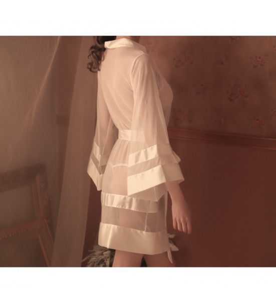 Прозрачный халат, артикул 13176