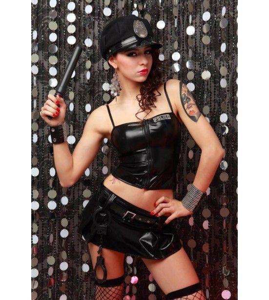 Ролевой комплект полицейской, артикул 13200
