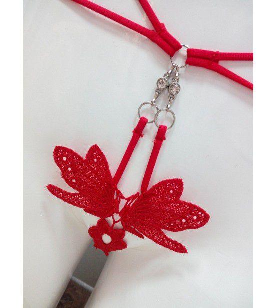 Интимные трусики бабочка, артикул 13246