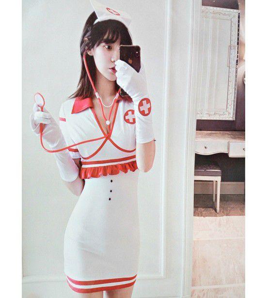 Ролевой комплект медсестры,  артикул 13401