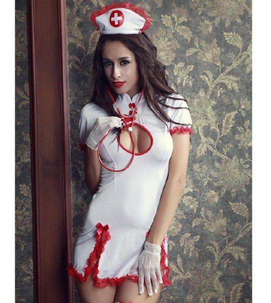 Ролевой комплект медсестры, артикул 13410