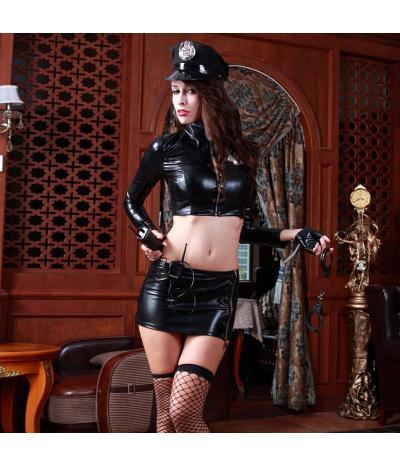 Ролевой комплект полицейской, артикул 13411
