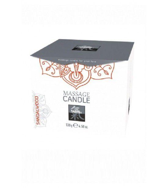 Массажная свеча с ароматом Сандала, артикул 13513
