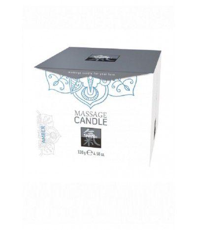 Массажная свеча с ароматом Амбра, артикул 13515