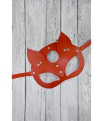 Кожаная маска, артикул 13590
