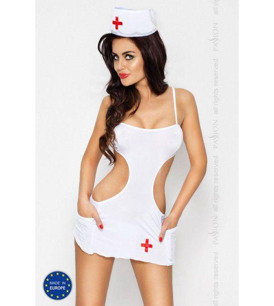 Костюм соблазнительницы-медсестры Akkie