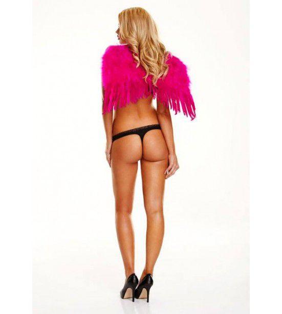 Маленькие крылья из натуральных перьев