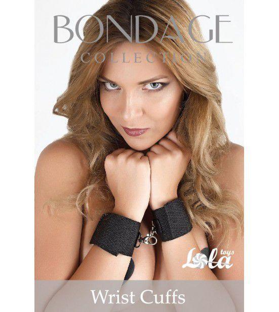 Наручники Bondage Collection Wrist Cuffs Plus Size