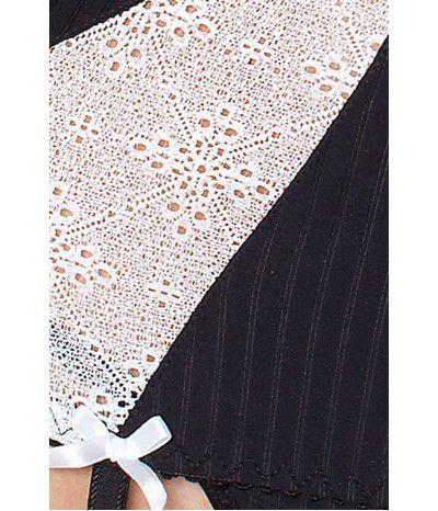 Соблазнительный комплект Larisa с кружевными элементами